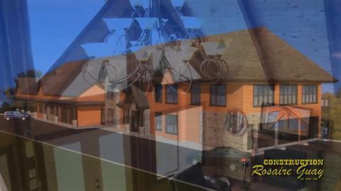 Construction Rosaire Guay & Fils - Vidéo 1