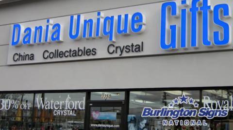 Burlington Signs National - Video 1