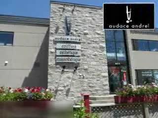 View Audace Andrel Coiffure's Québec profile