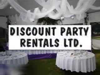 View Discount Party Rentals Ltd's Sardis profile