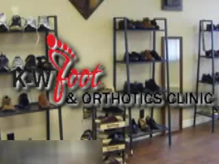 View KW Foot & Orthotic Clinic's Guelph profile