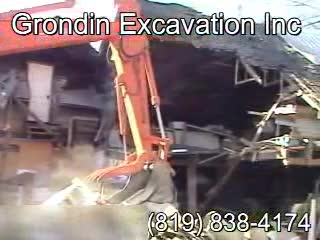 View Grondin Excavation Inc's Hull profile