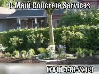 video C-Ment Concrete Services