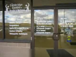 View Cambridge Centre For Health & Wellness's Guelph profile