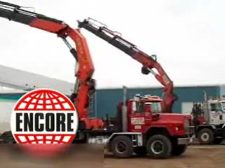 Encore Trucking & Transport - Crane Rental & Service - 780-463-5057