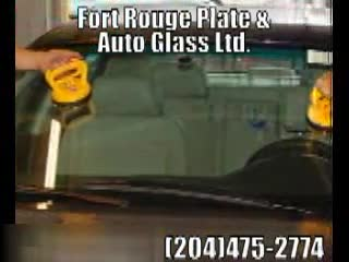 Fort Rouge Glass Ltd - Glass (Plate, Window & Door) - 204-475-2774