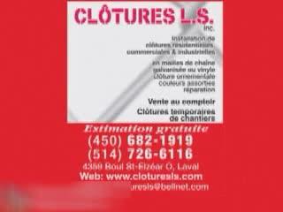 Voir le profil de Clôtures L S Inc - Montréal