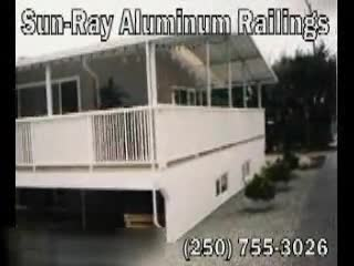 View Sun-Ray Aluminum Railings's Cassidy profile