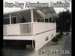 View Sun-Ray Aluminum Railings's Ladysmith profile