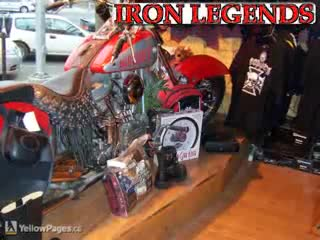 Voir le profil de Iron Legends - Vanier