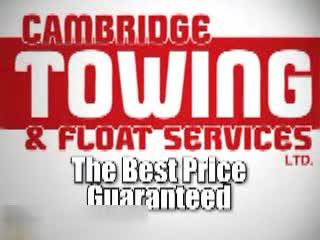 View Cambridge Towing & Float Services Ltd's Cooksville profile