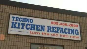 video Techno Kitchen Refacing