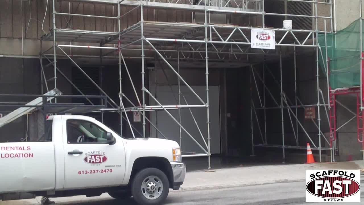 Echafaudages-Fast (Ottawa) Inc - Vente et réparation de matériel de construction - 613-237-2470