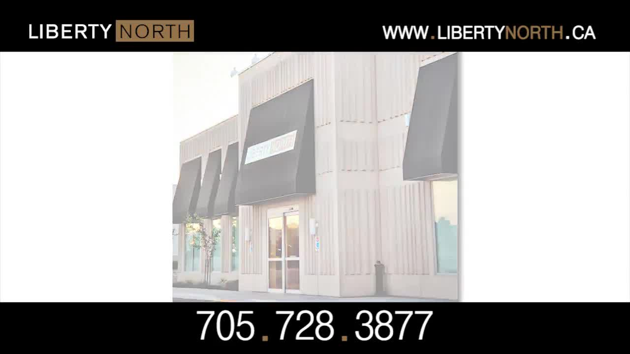 Liberty North - Banquet Rooms - 705-728-3877