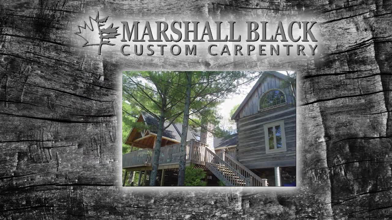 Marshall Black Carpentry - Building Contractors - 705-389-3900