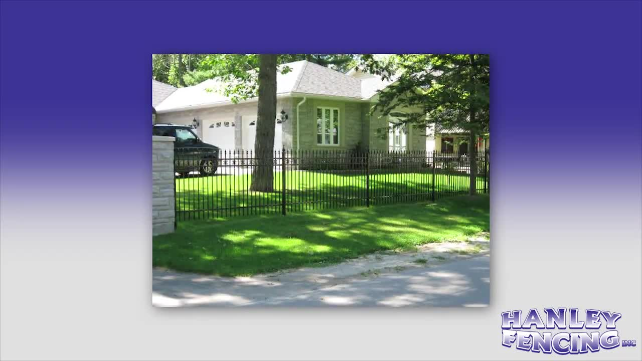 Hanley Fencing & Decking Inc. - Fences - 705-422-1595
