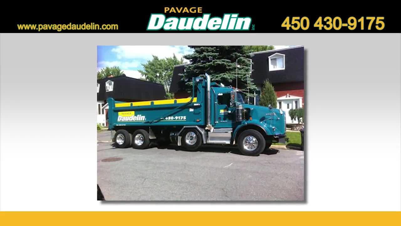 Pavage Jacques Daudelin Inc - Produits d'asphalte - 450-975-9175