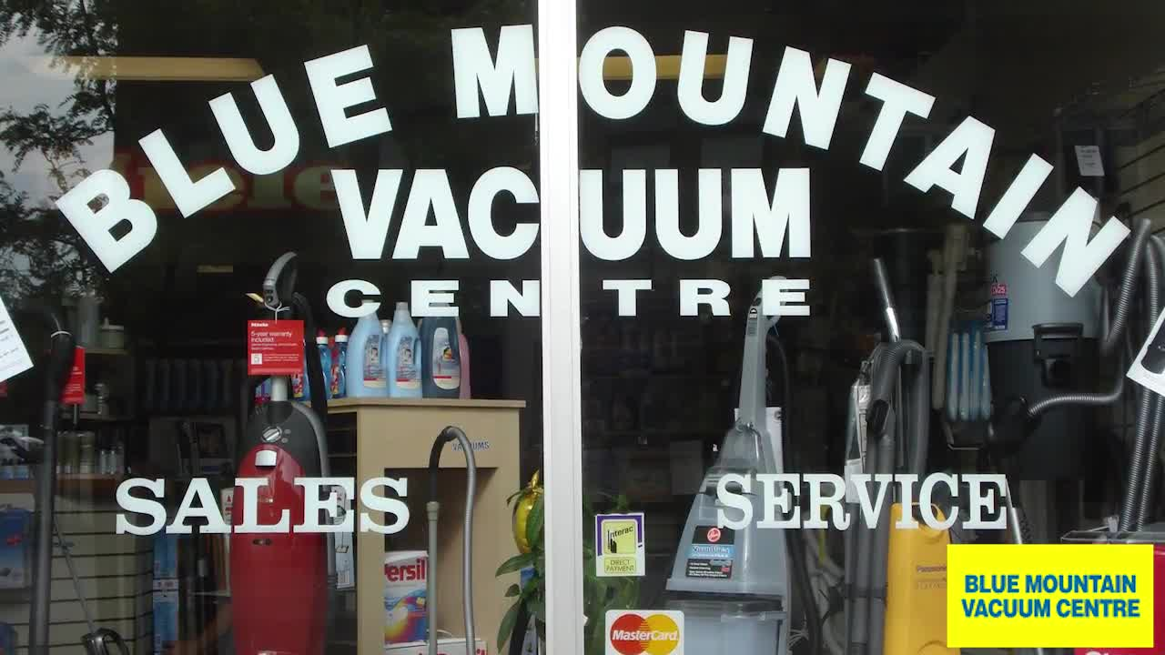 Blue Mountain Vacuum Centre - Home Vacuum Cleaners - 705-444-1022