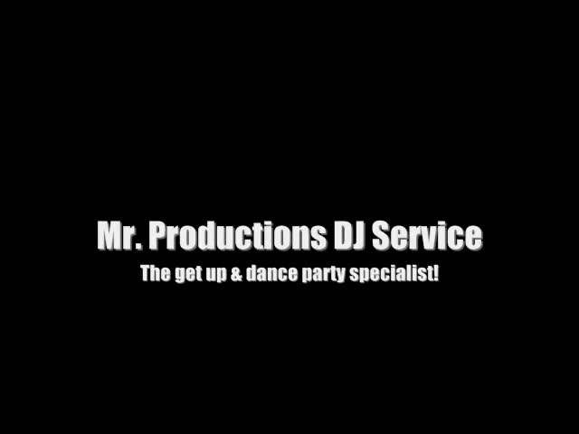 A quick video of some of our equipment and light show. Book your DJ today!