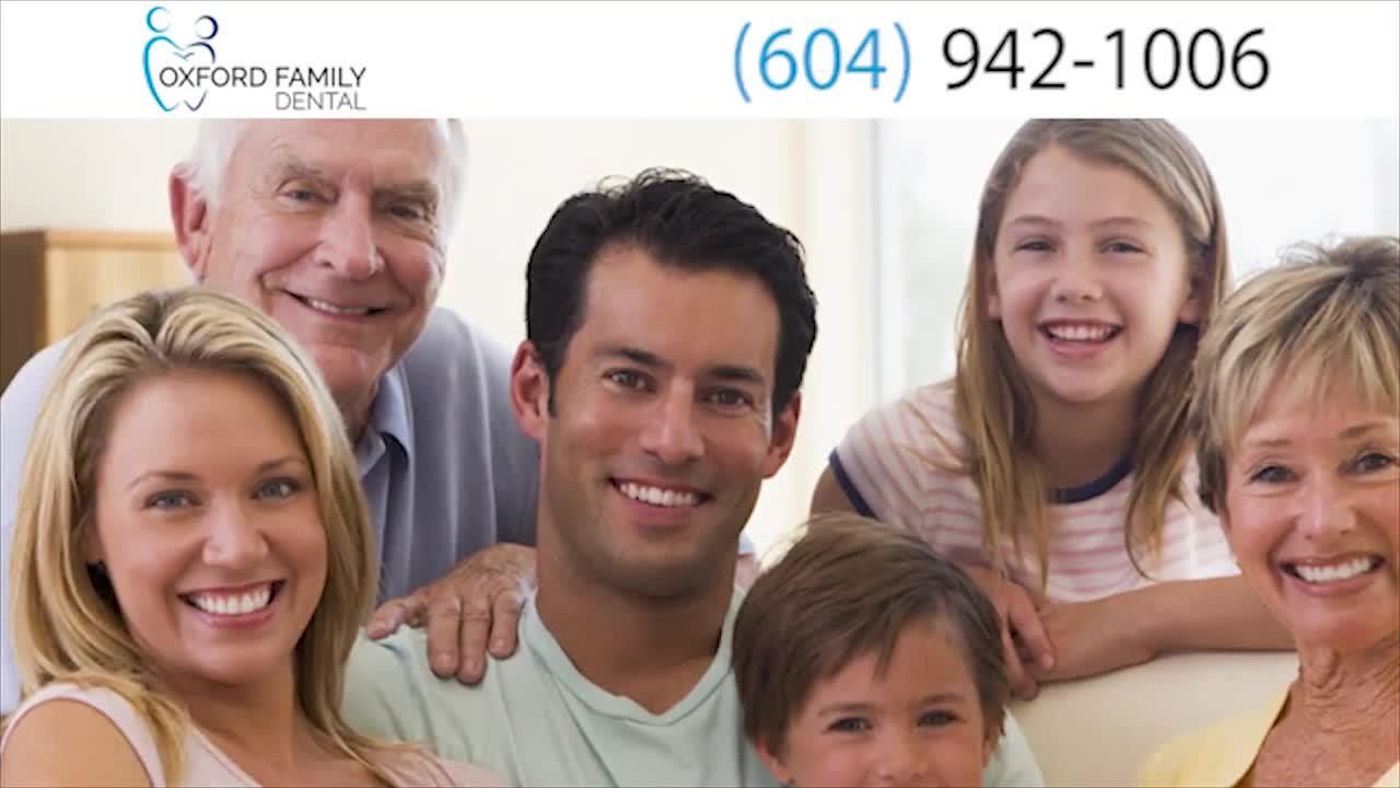 Oxford Family Dental - Dentists - 6049421006