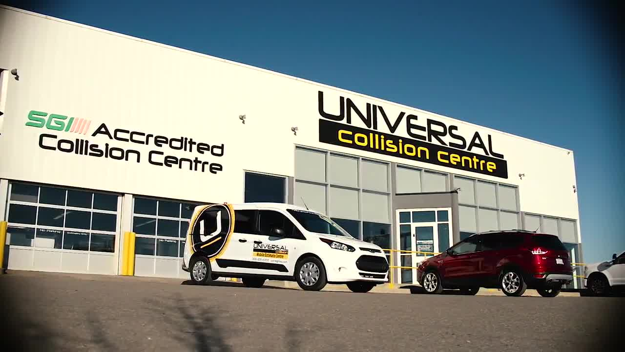 Universal Collision Centre - Auto Body Repair & Painting Shops - 306-525-6000