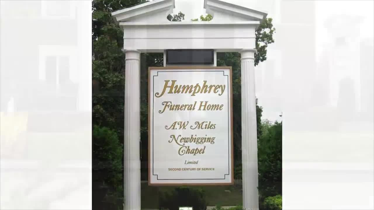 Humphrey Funeral Home A W Miles Newbigging Chapel Limited - Funeral Homes - 4164874523