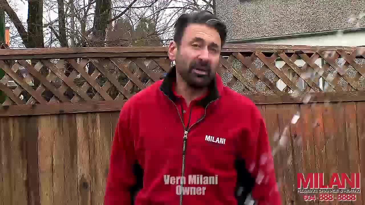 video Milani Plumbing Drainage & Heating