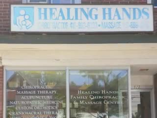 Healing Hands Family Chiropractic & Massage Centre