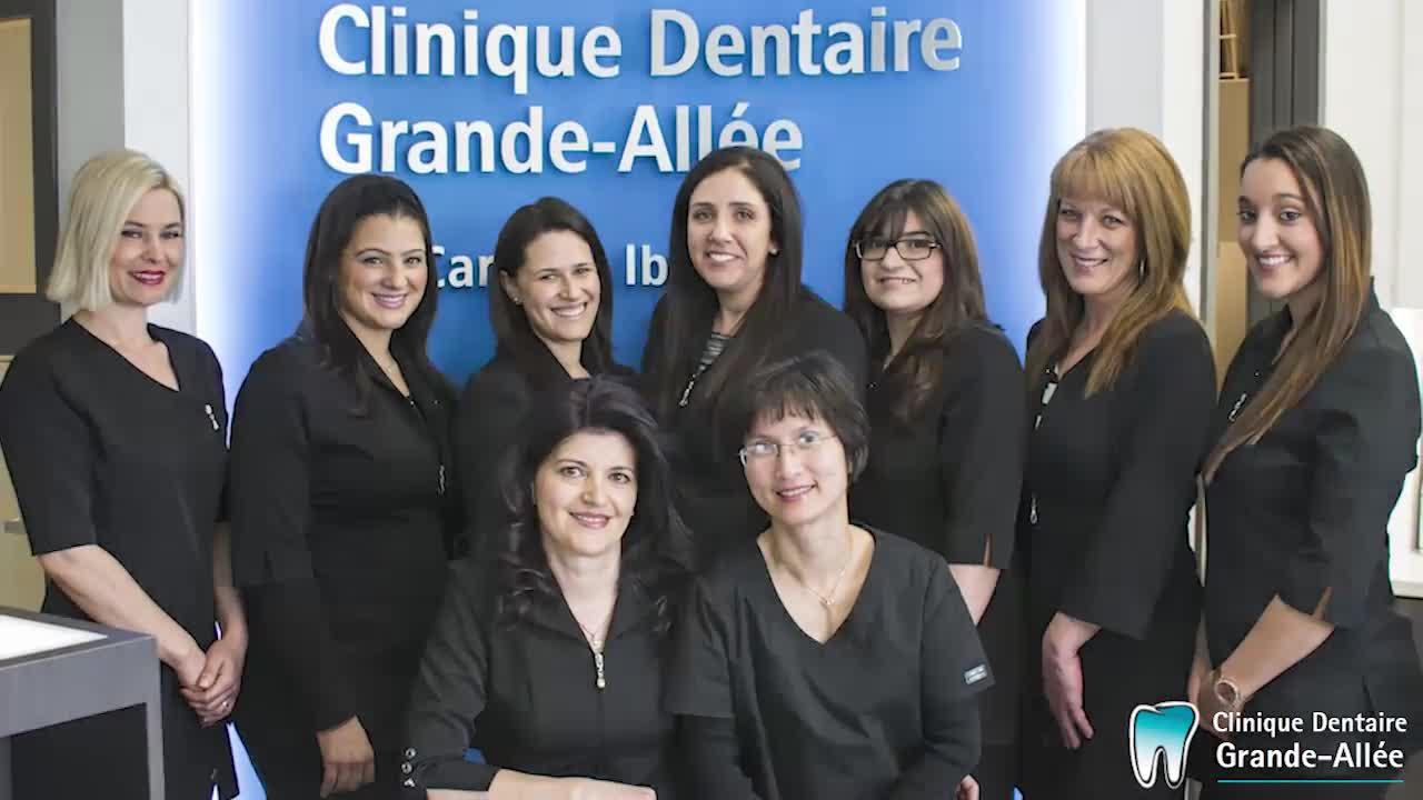 Clinique Dentaire Grande-Allée - Dentistes - 4504455995