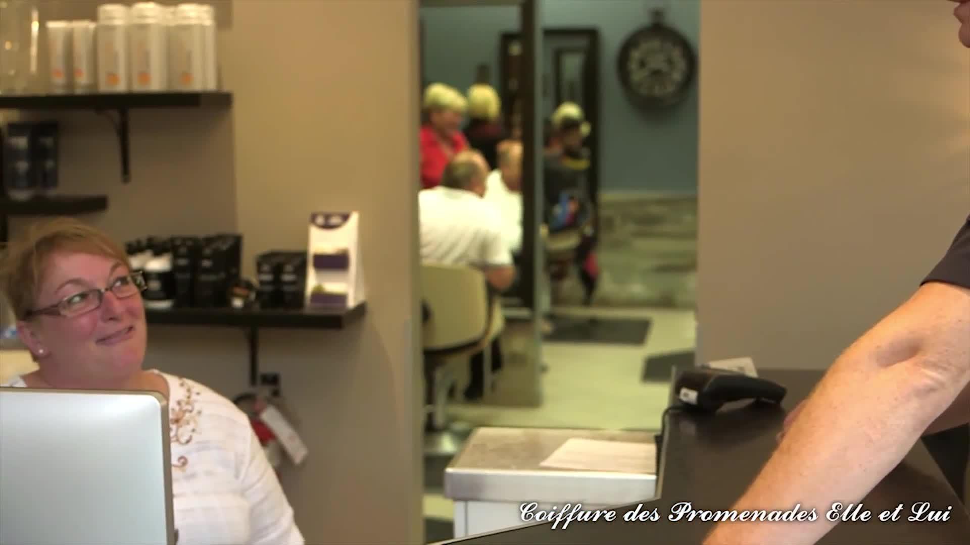 Coiffure des Promenades Elle et Lui - Salons de coiffure et de beauté - 8195612727