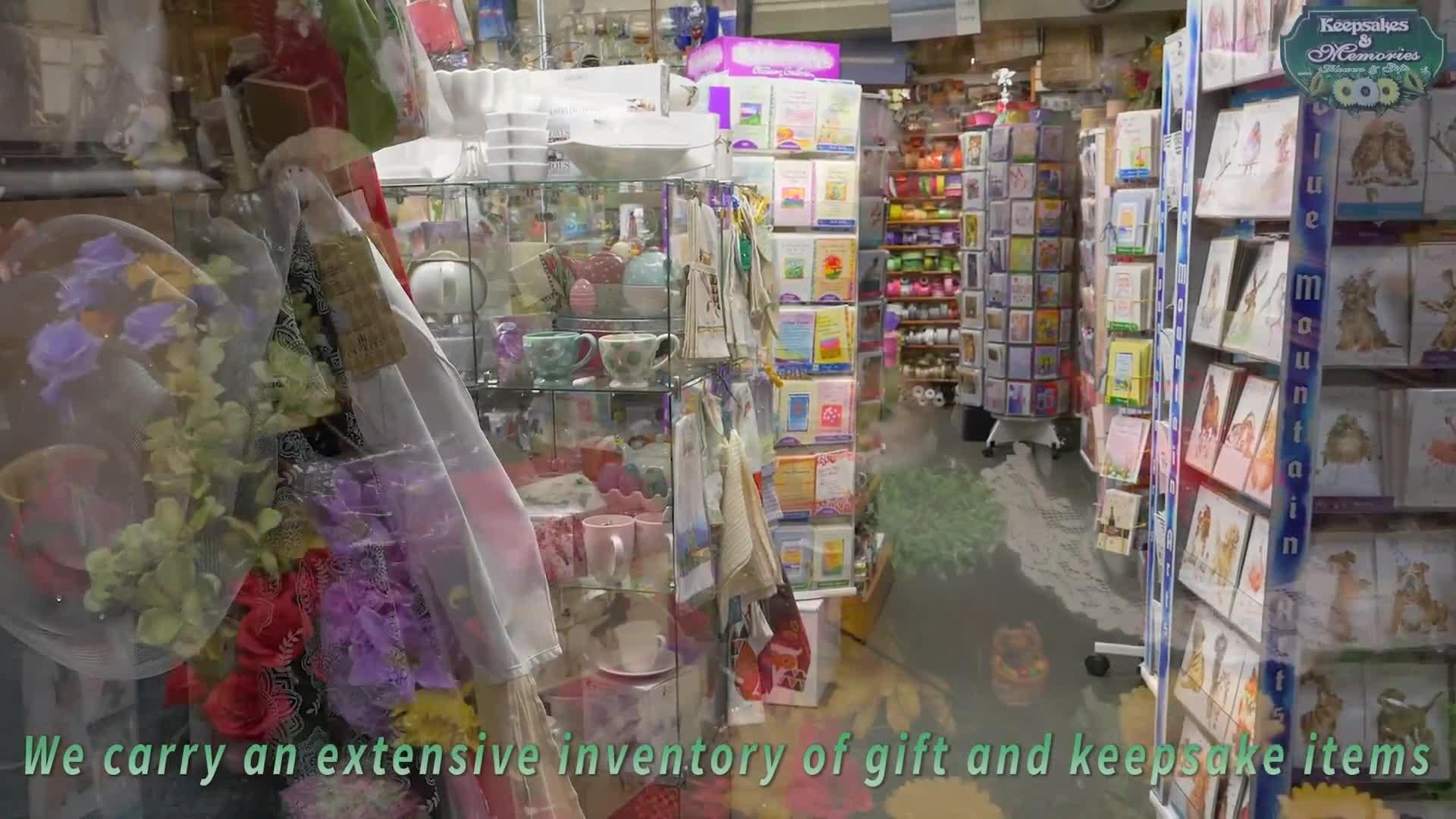 Keepsakes & Memories - Florists & Flower Shops - 519-832-5053