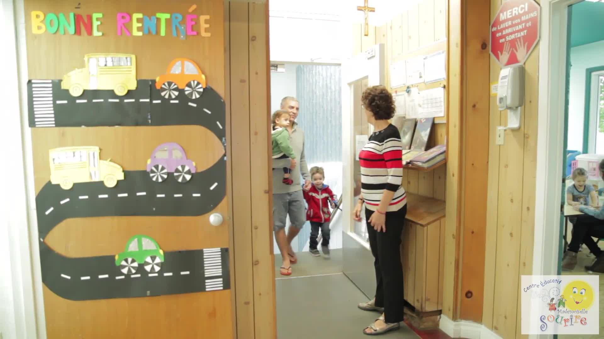 Garderie Et Centre Educatif Mademoiselle Sourire - Garderies - 418-681-0641