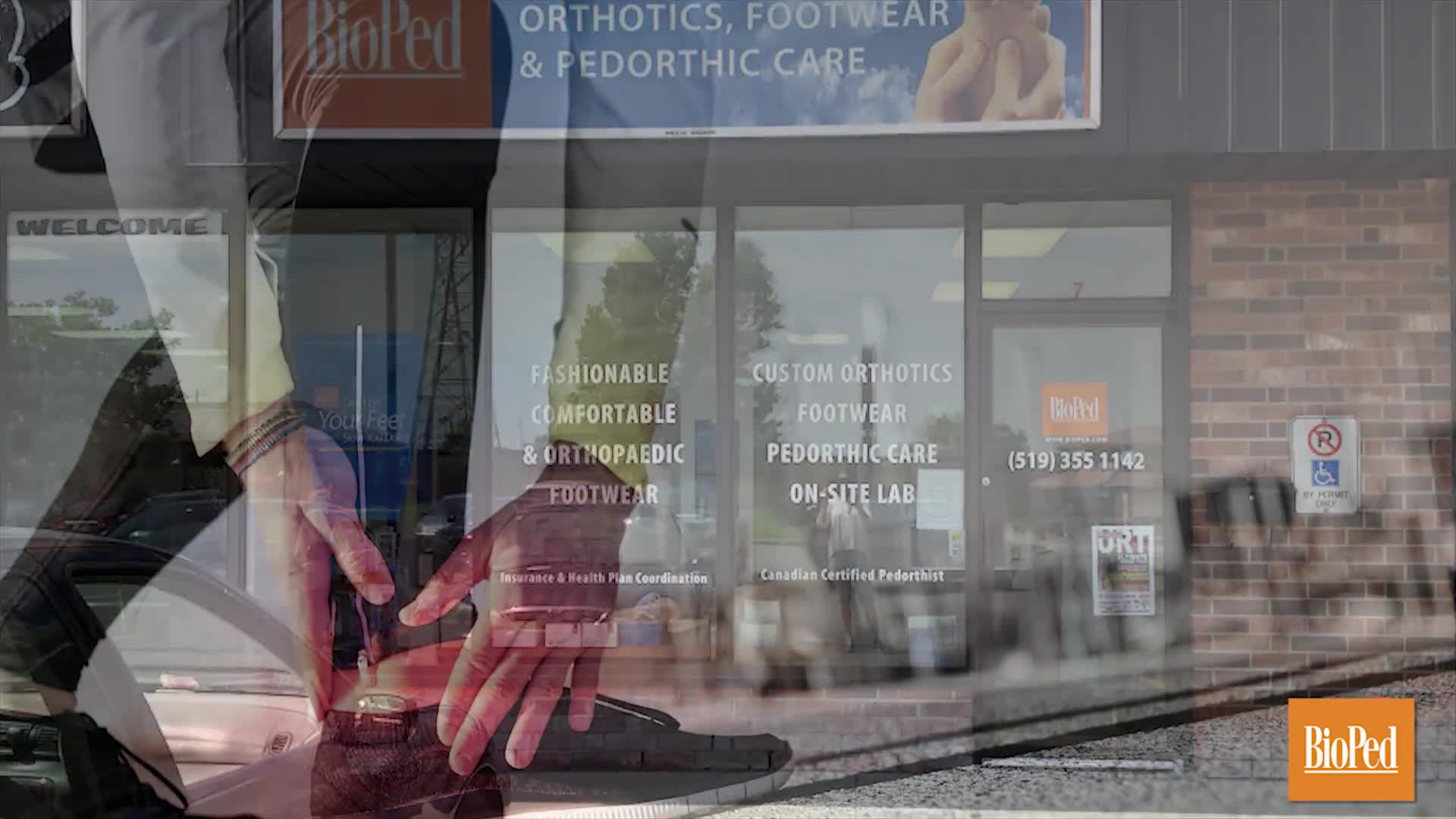 BioPed - Shoe Stores - 5193551142