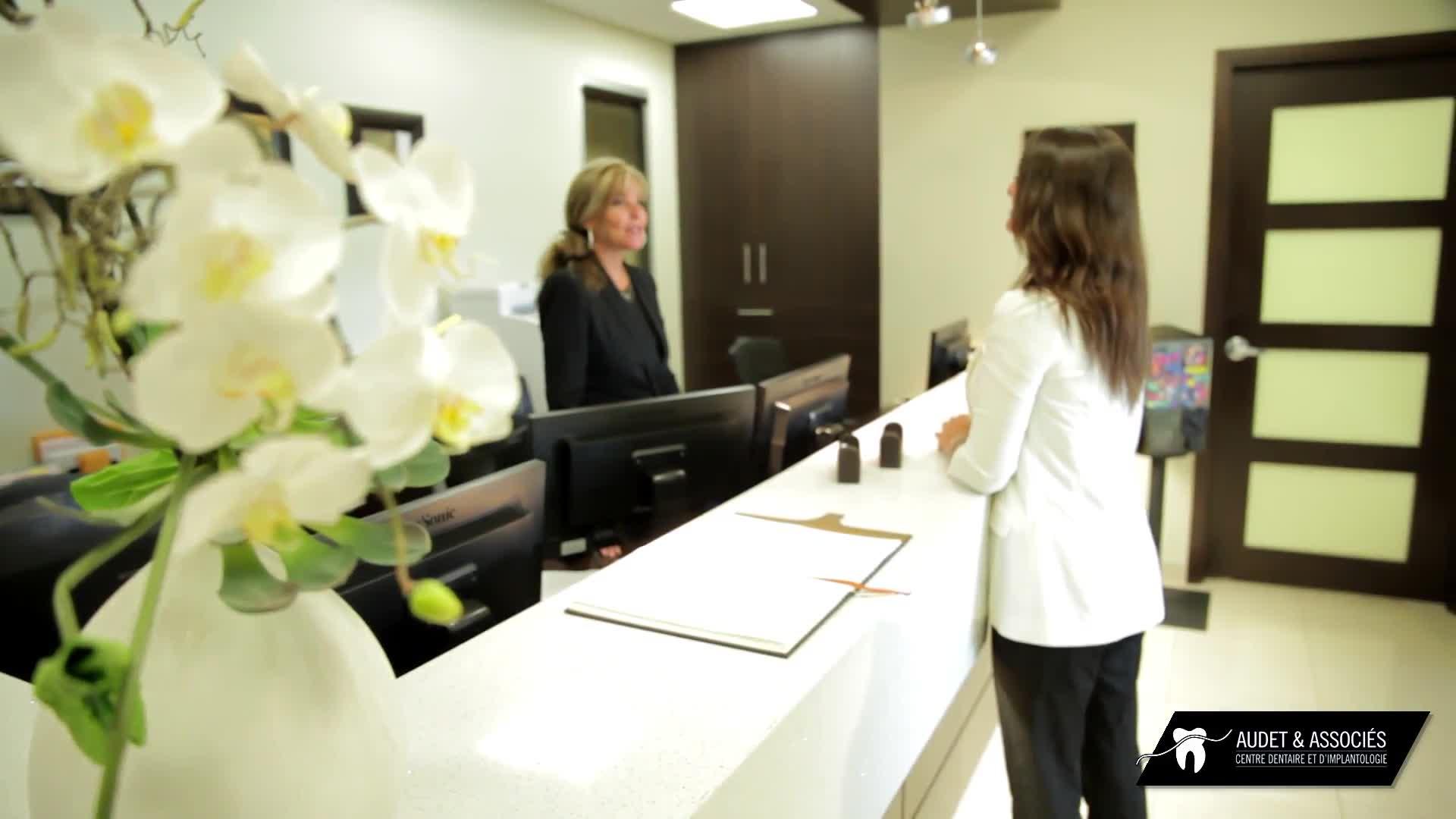 Centre Dentaire Audet Inc - Dentistes - 4186594898