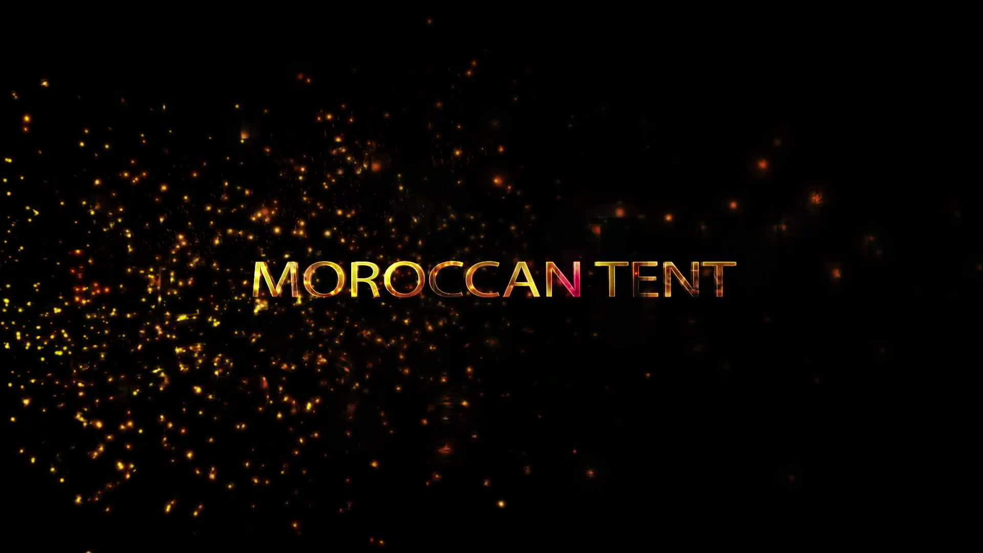 Moroccan Tent - Restaurants - 4032365620