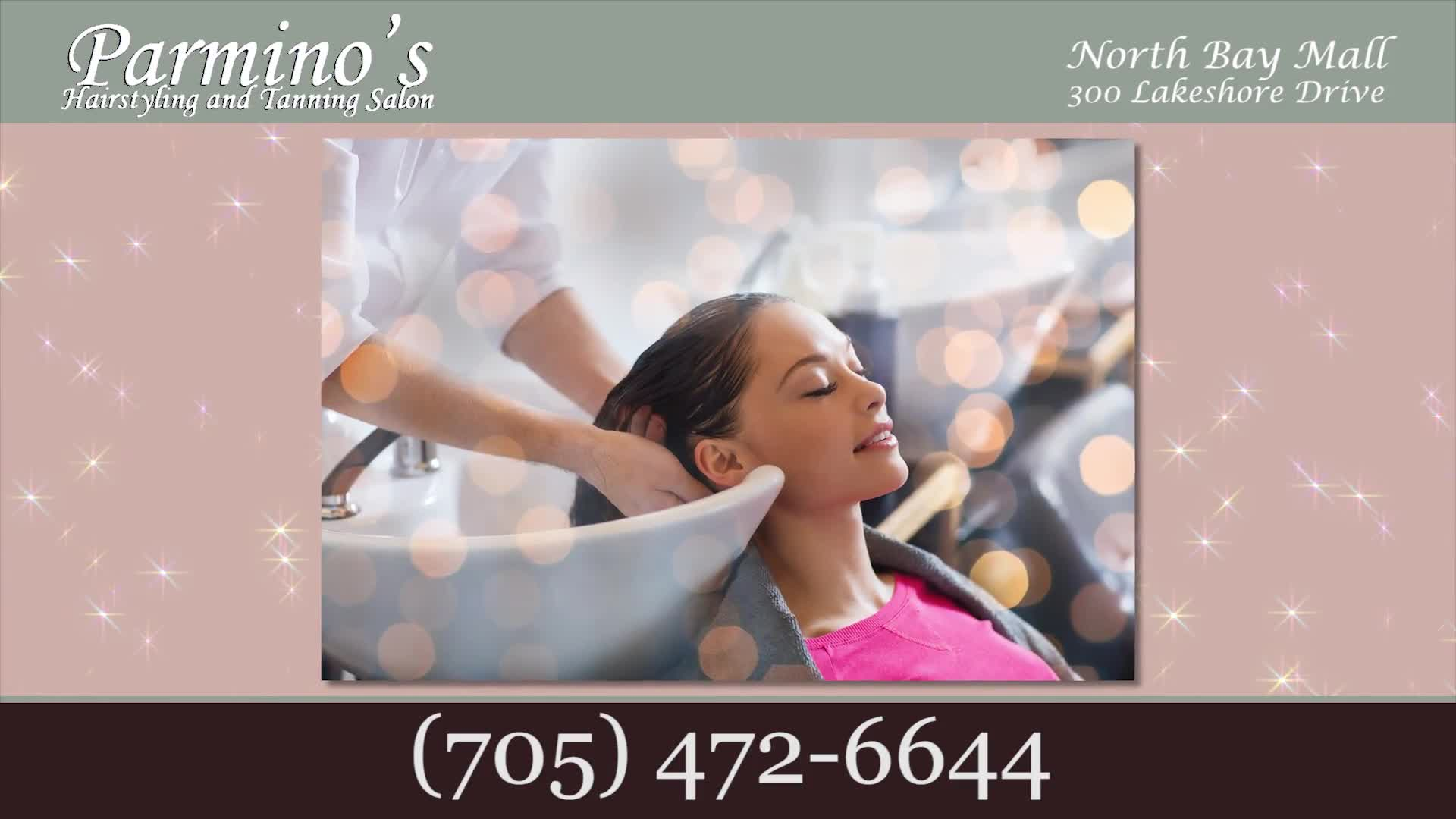 Parmino's Hairstyling & Tanning - Hair Stylists - 705-472-6644