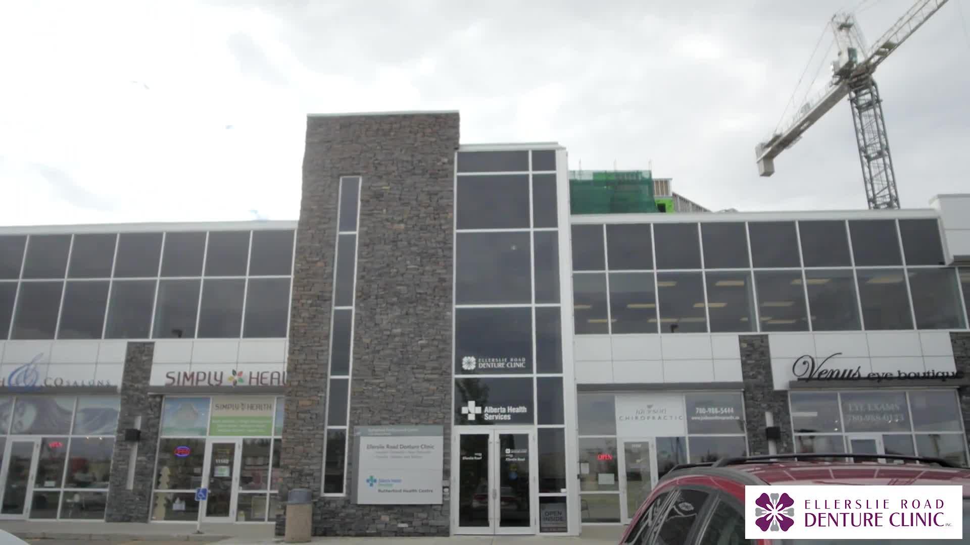 Ellerslie Road Denture Clinic Inc - Denturists - 780-439-5966