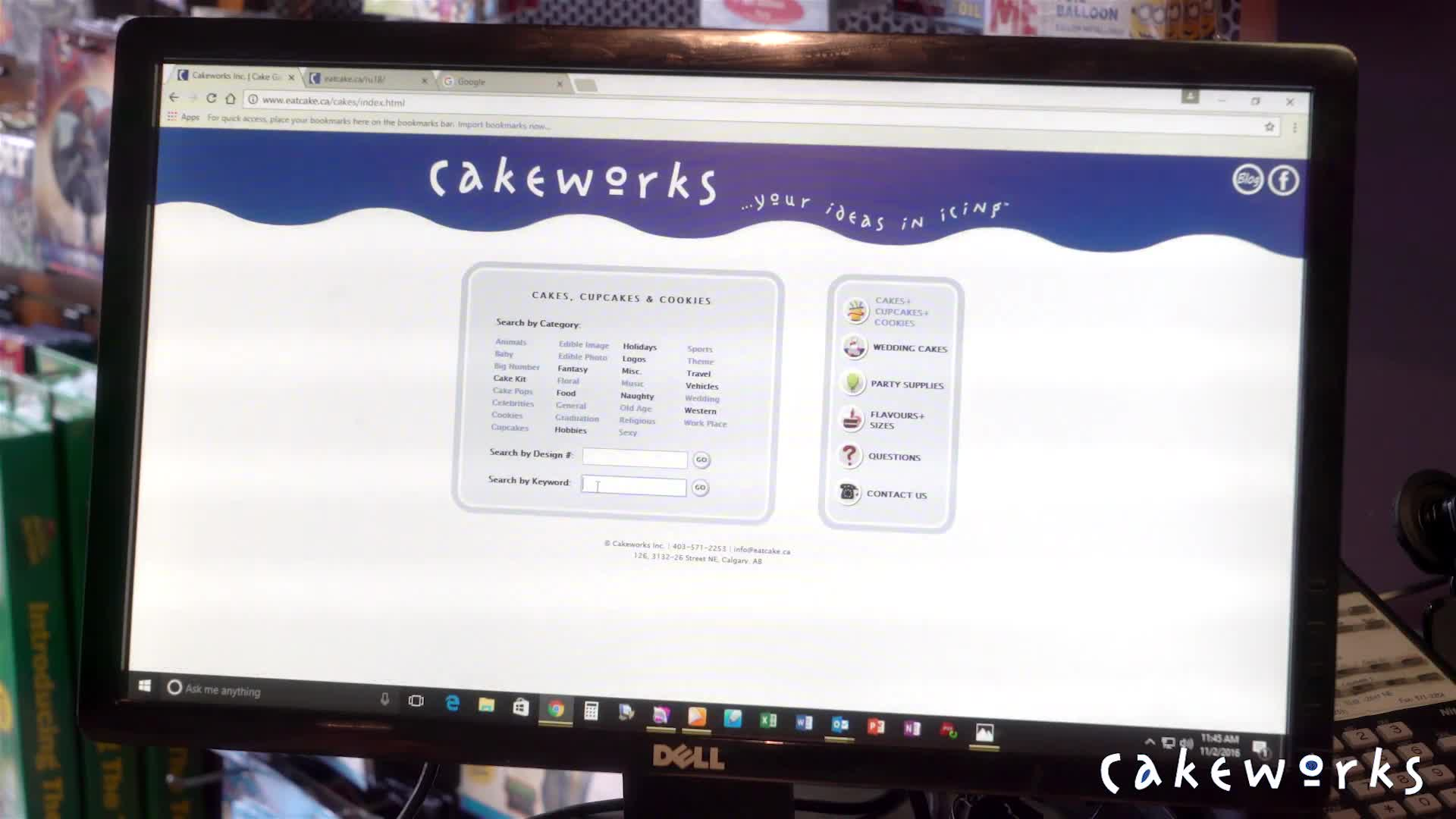 Cakeworks - Party Supply Rental - 4035712253