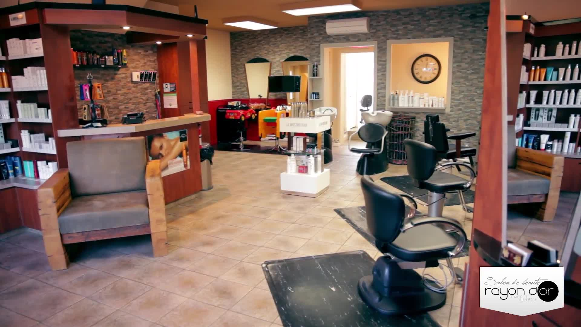 Salon de Beauté Rayon d'Or Inc - Barbiers - 4188784932