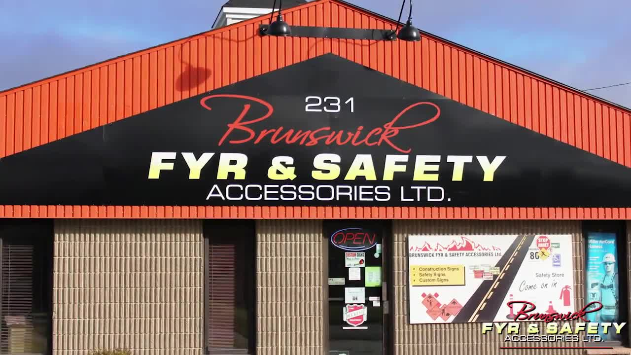 Brunswick Fyr & Safety Accessories Ltd - Fire Extinguishers - 506-857-3191