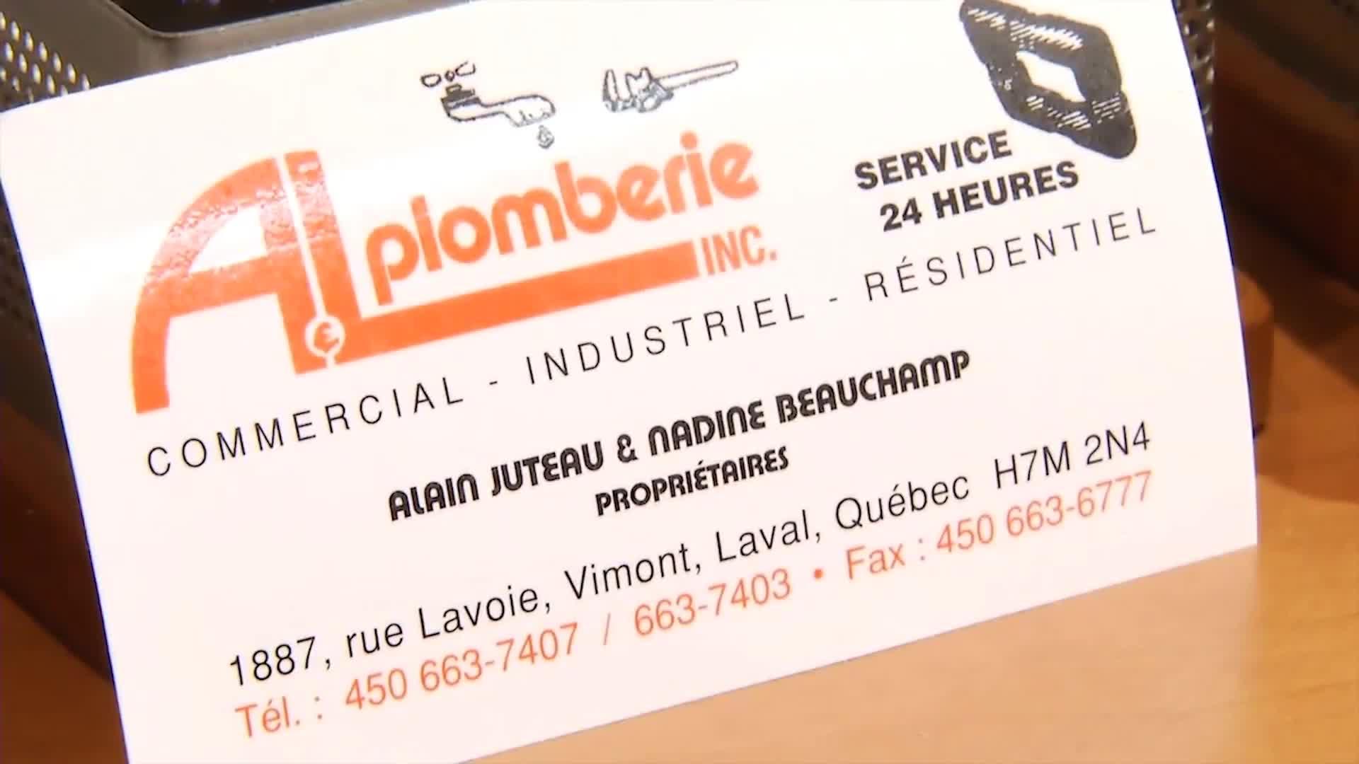 Voir le profil de A & L Plomberie Inc - Laval-des-Rapides