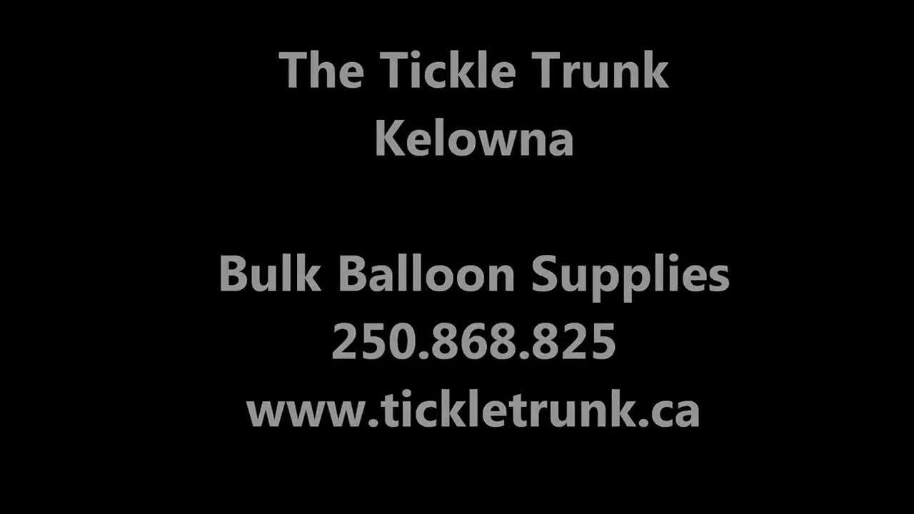 Tickle Trunk & TTM Events - Balloons - 250-868-8254
