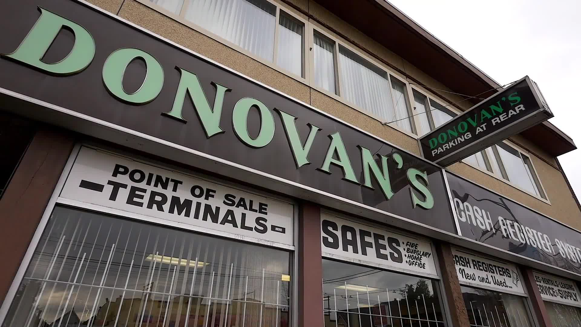 Donovan Sales Ltd - Safes & Vaults - 6042544777