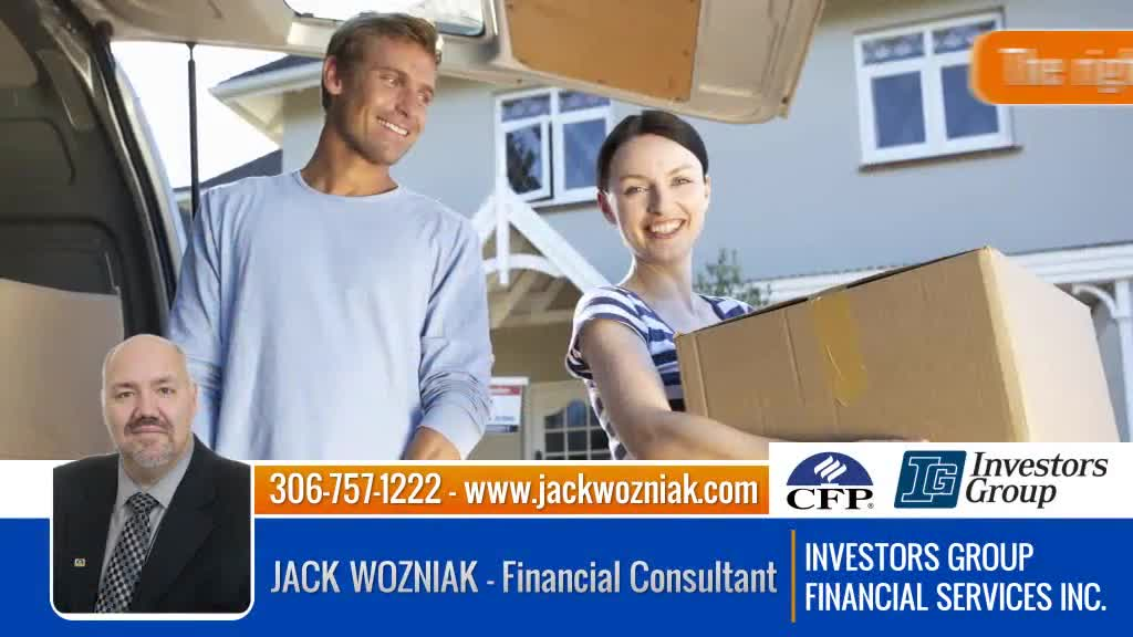 Jack Wozniak - Investors Group Division Director - Financial Planners - 306-596-2100