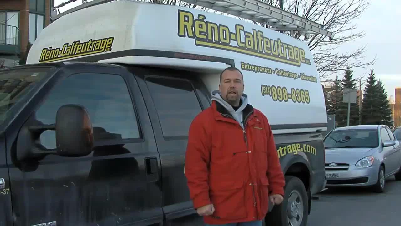 A-1 Réno-Calfeutrage Inc - Home Improvements & Renovations - 5148988365