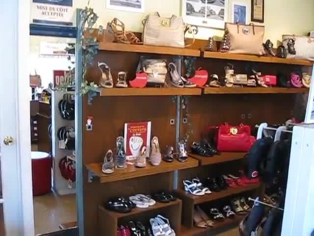 Serge Bilodeau Chaussures - Shoe Stores - 418-522-4620