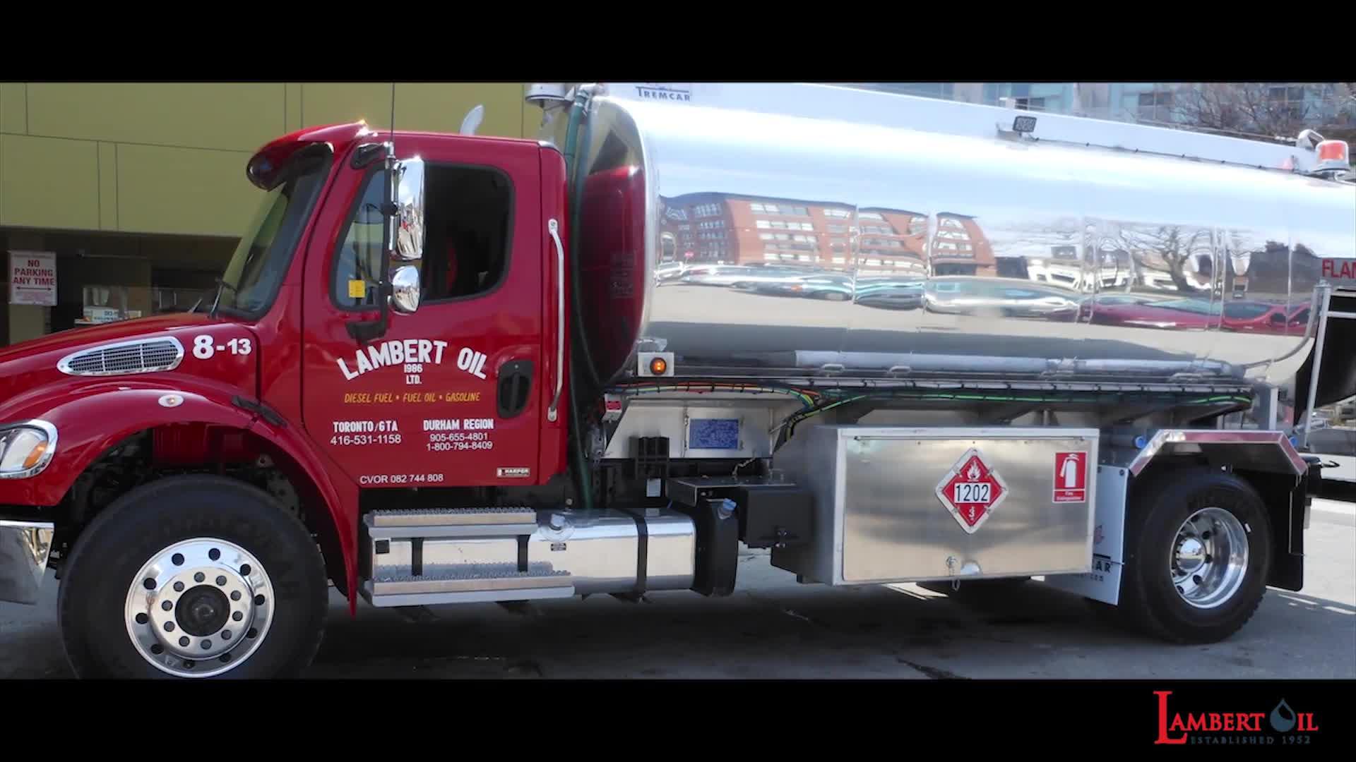 video Lambert Oil Ltd
