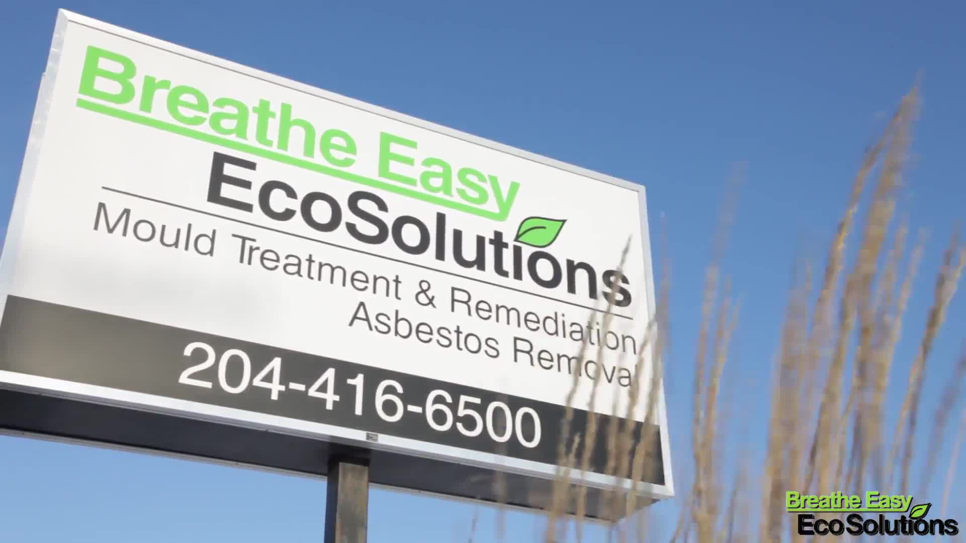 Breathe Easy Eco Solutions - Mould Removal & Control - 204-416-6500