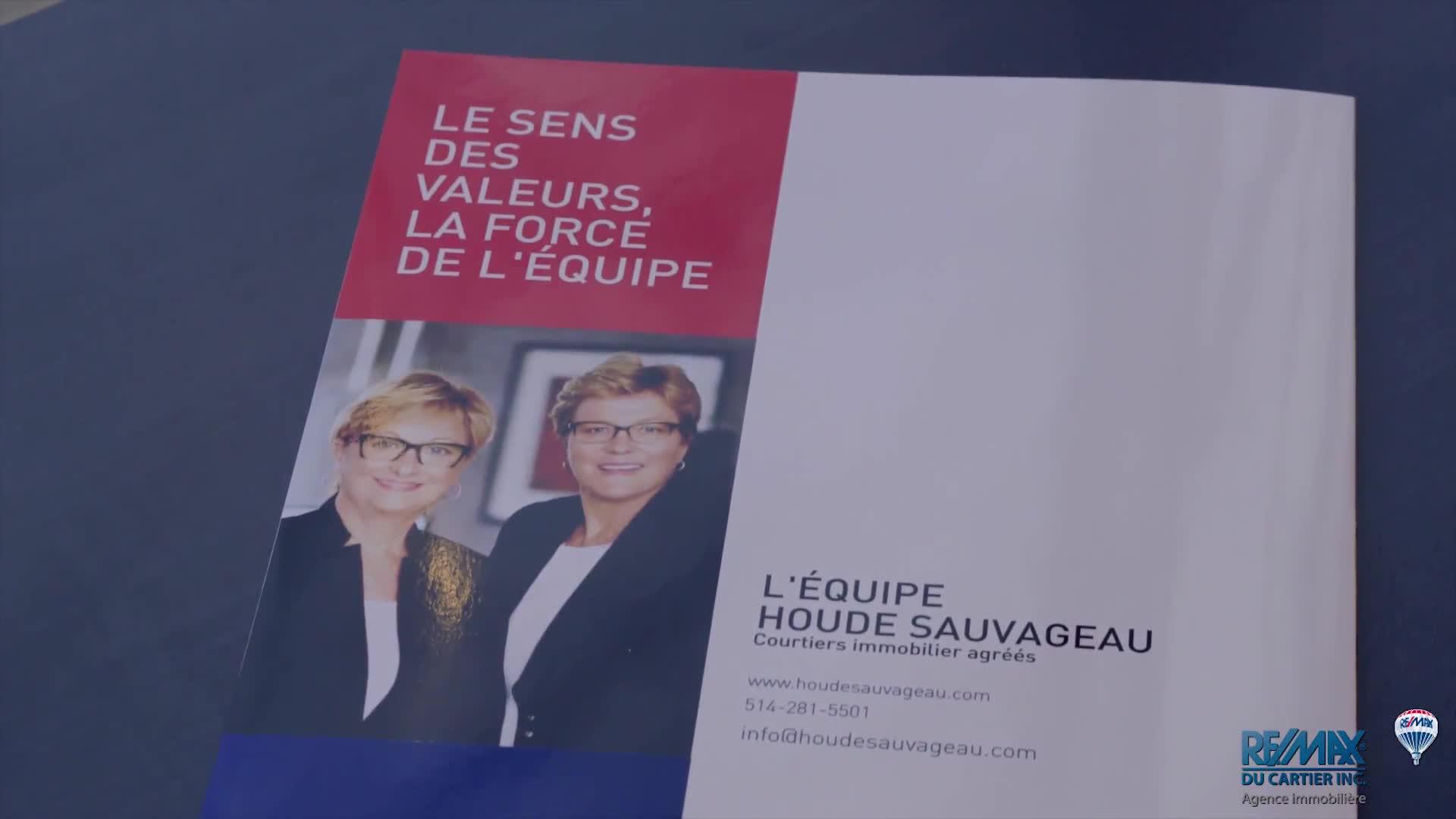 L'Équipe Houde Sauvageau - Courtiers immobiliers et agences immobilières - 514-235-8280