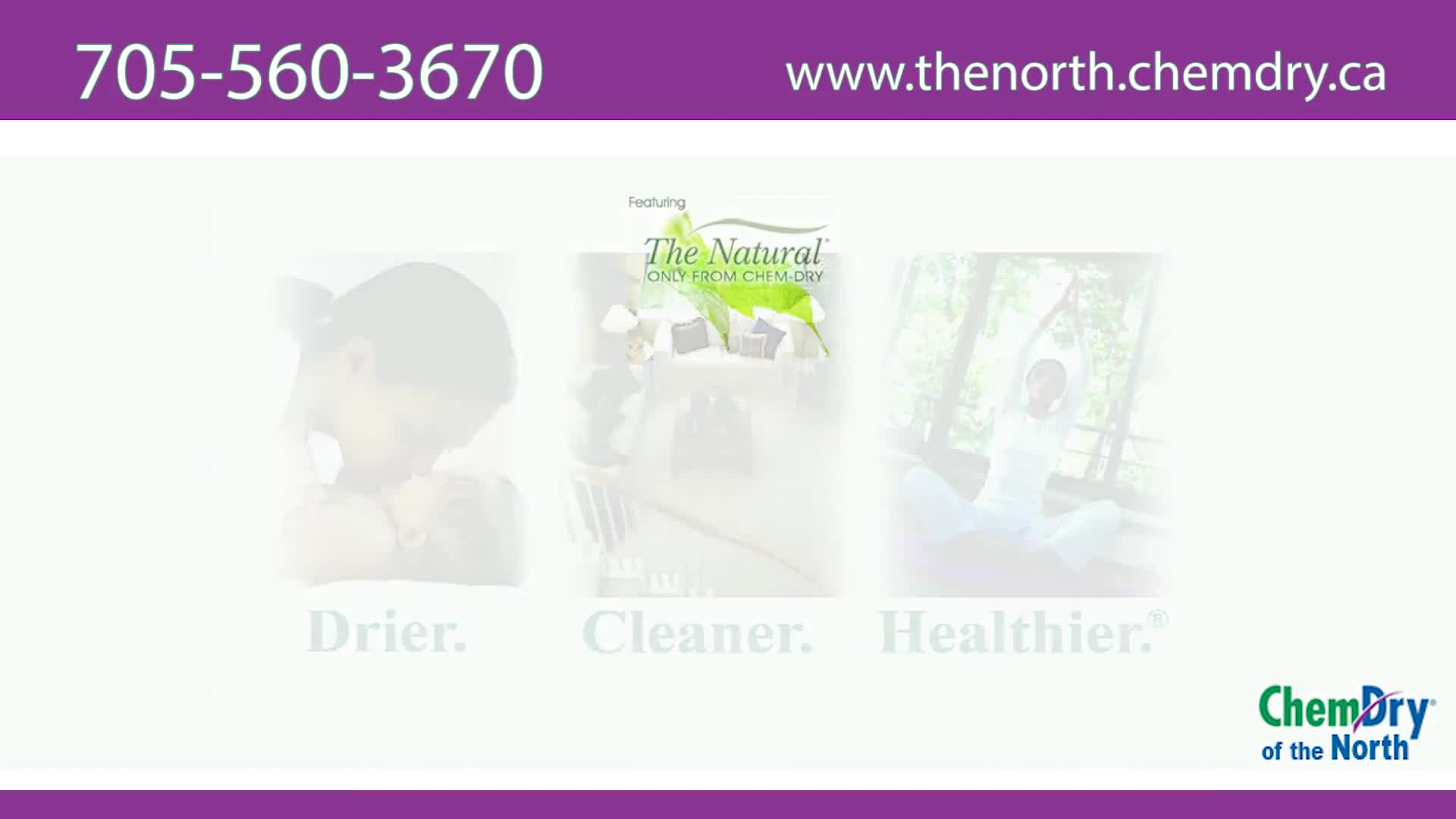 Chem-Dry of the North - Carpet & Rug Cleaning - 705-560-3670